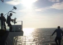 Fitzek Spot auf der Ostsee